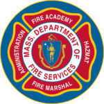 Massachusetts department of fire services patch, Massachusetts department of fire services supporter, Massachusetts department of fire services