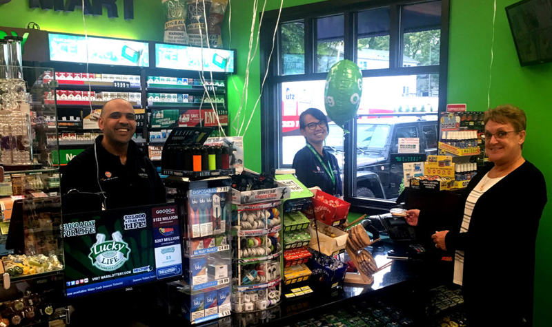 Yatco Food Mart employees in store, Massachusetts job, convenience store job Massachusetts, retail job massachusetts, careers MA